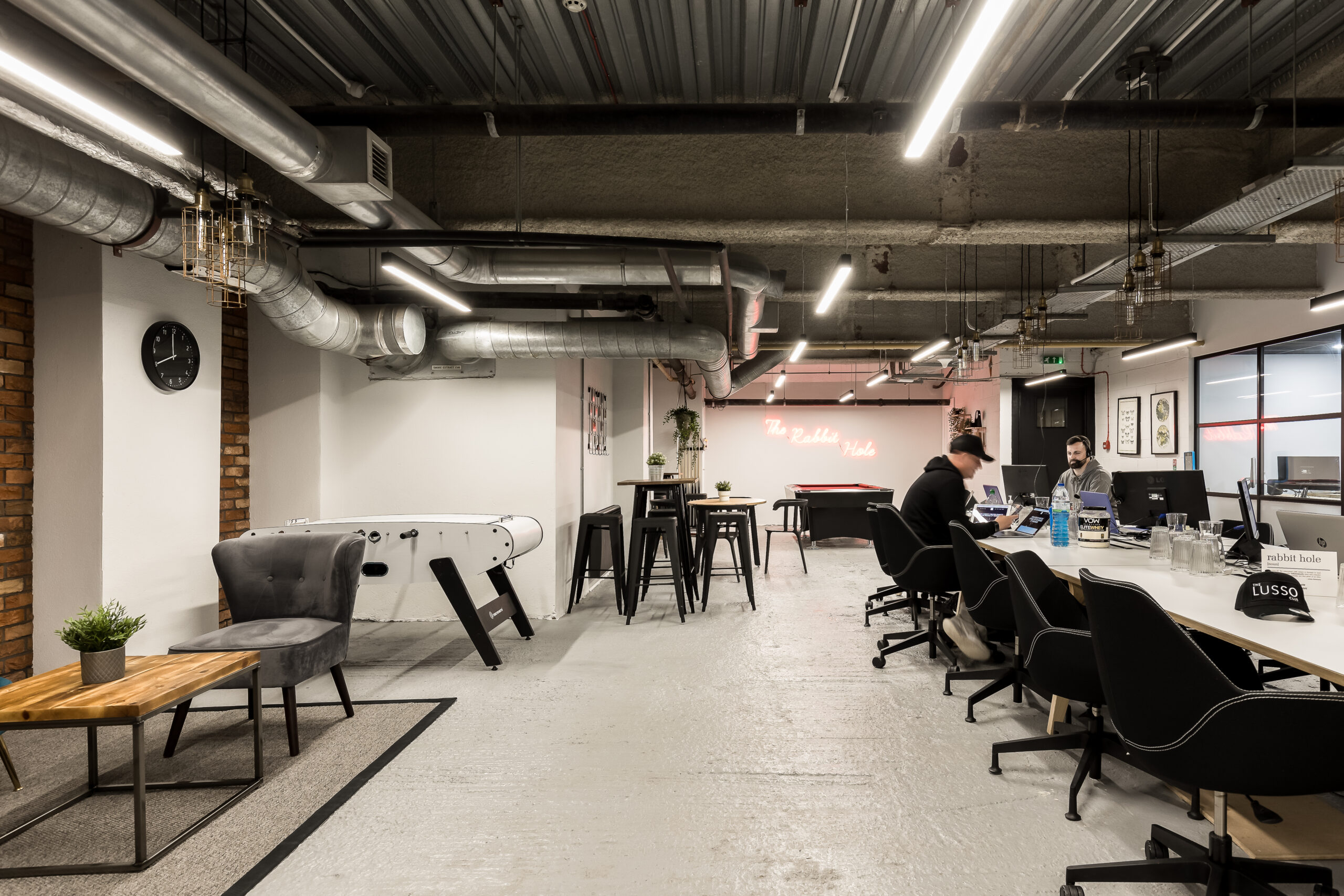 The appeal of the coworking office